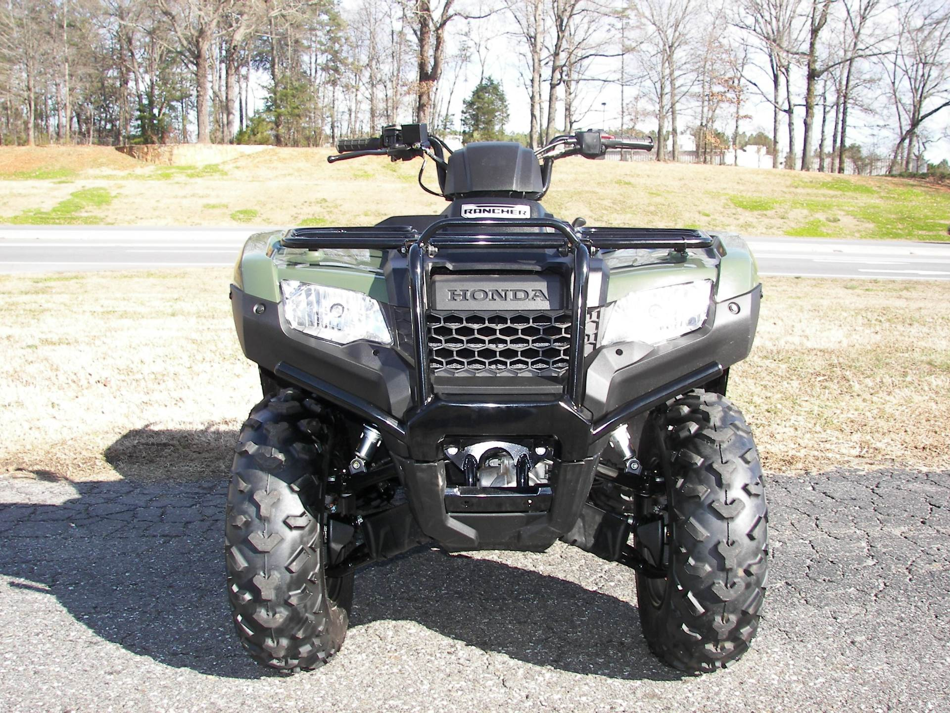 2017 Honda FourTrax Rancher 4x4 in Shelby, North Carolina