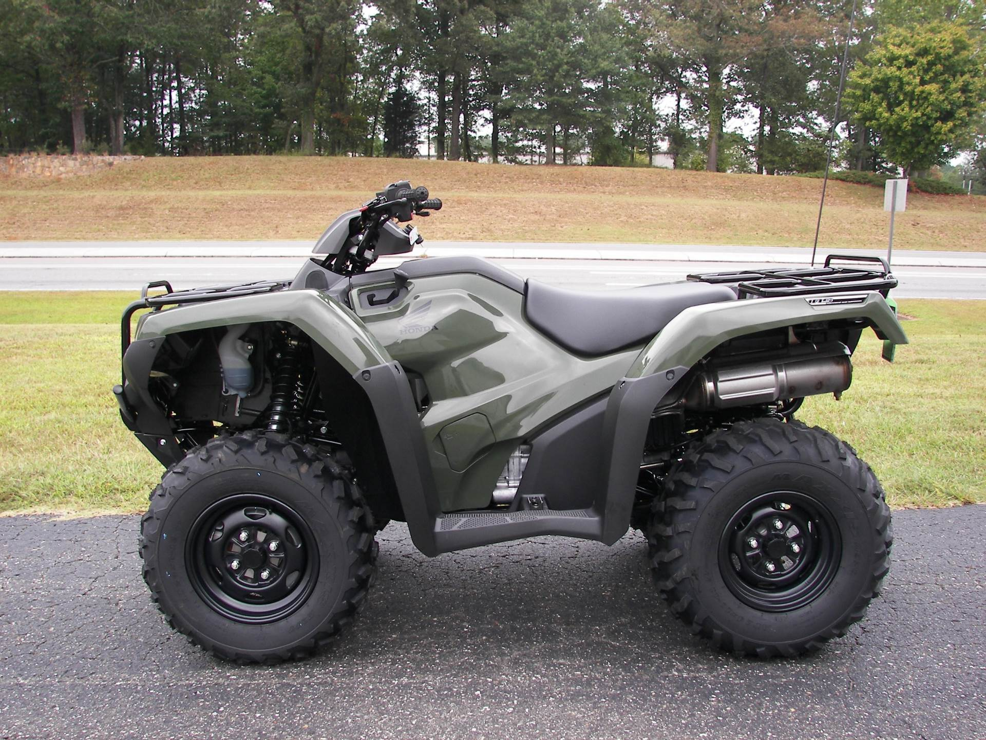 2018 Honda FourTrax Rancher 4x4 DCT IRS in Shelby, North Carolina - Photo 2