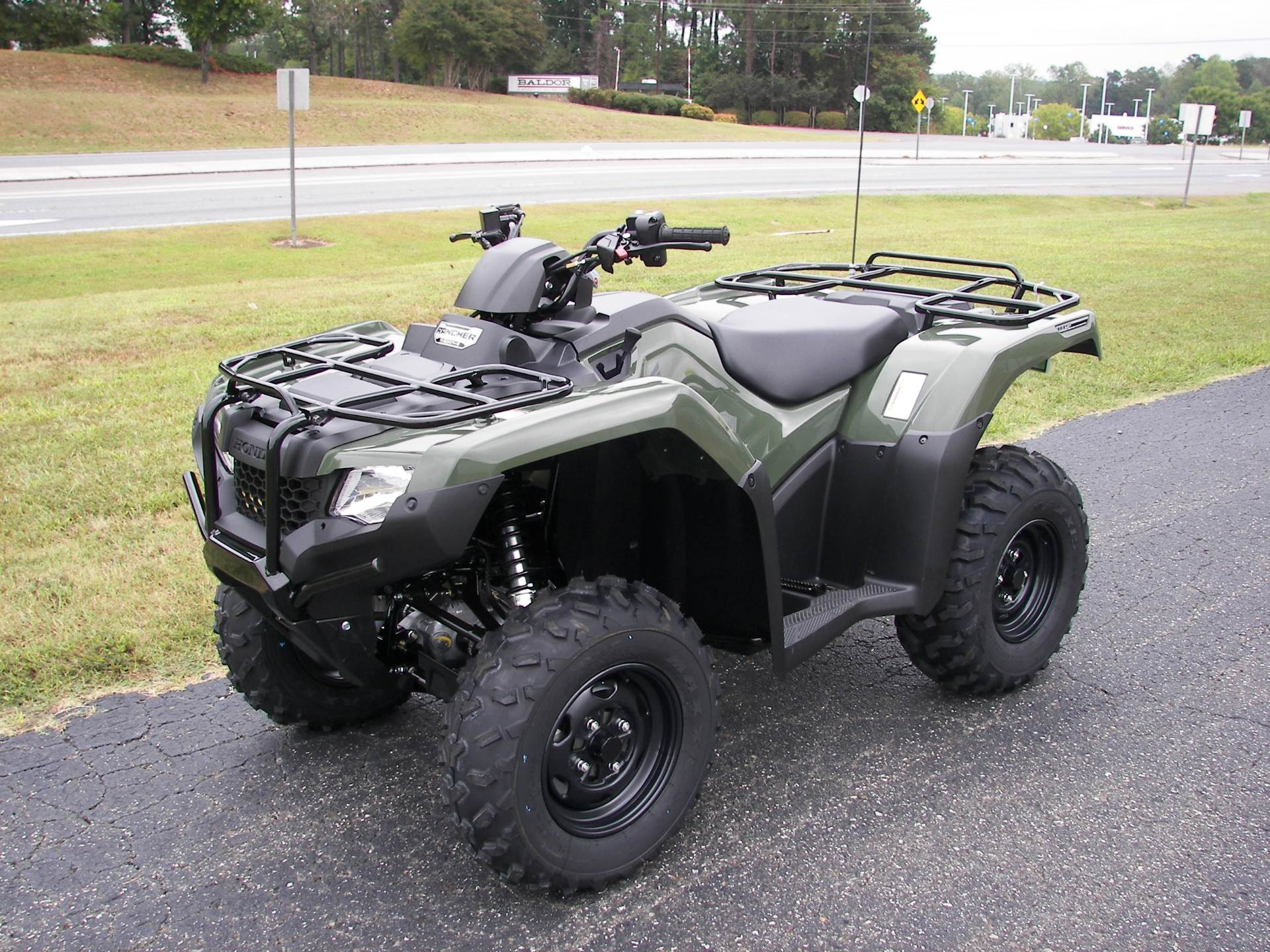 2018 Honda FourTrax Rancher 4x4 DCT IRS in Shelby, North Carolina - Photo 6