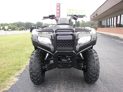 2018 Honda FourTrax Rancher 4x4 DCT IRS in Shelby, North Carolina