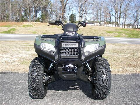 2018 Honda FourTrax Rancher 4x4 DCT IRS in Shelby, North Carolina - Photo 11