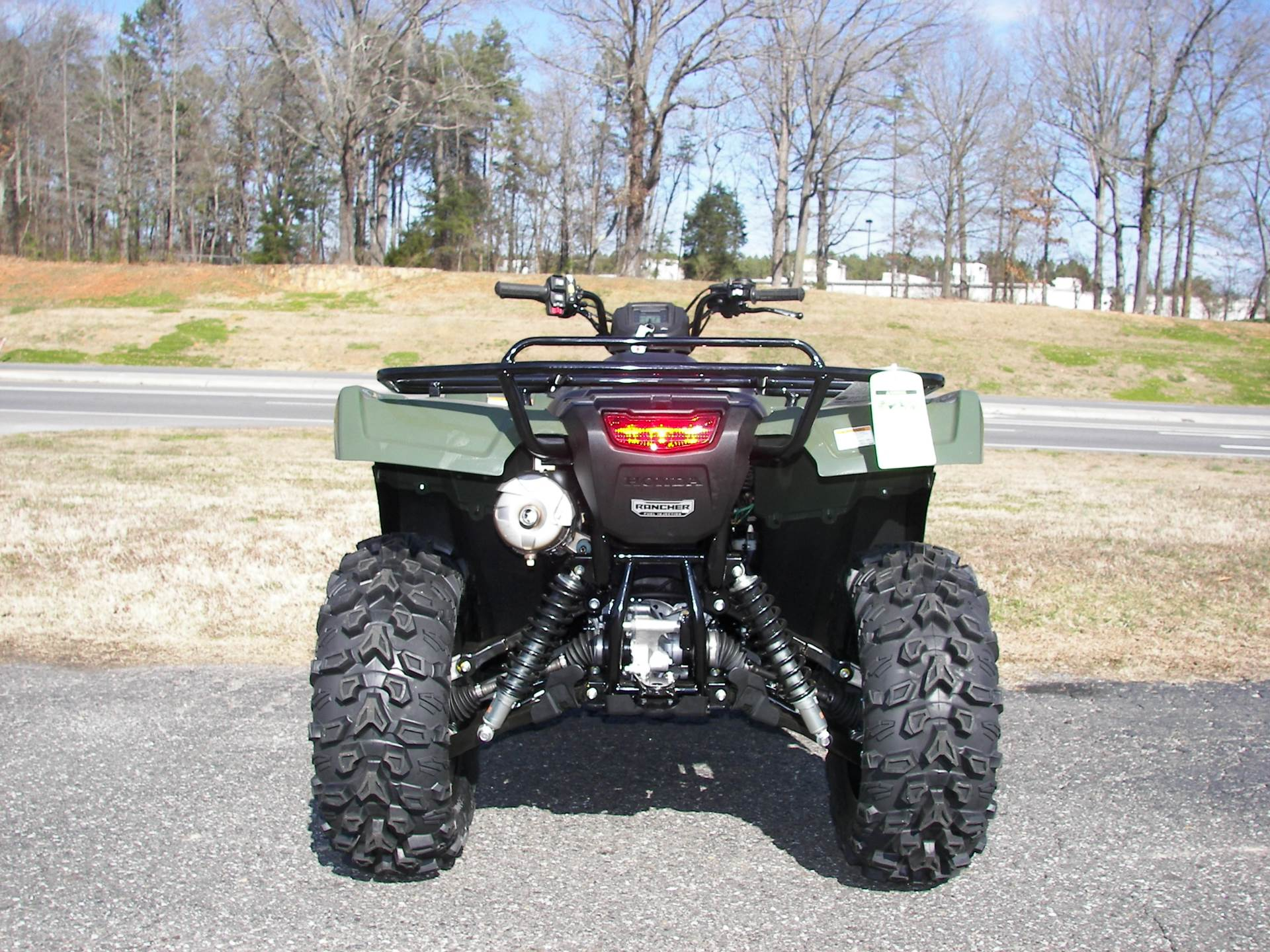2018 Honda FourTrax Rancher 4x4 DCT IRS in Shelby, North Carolina - Photo 9
