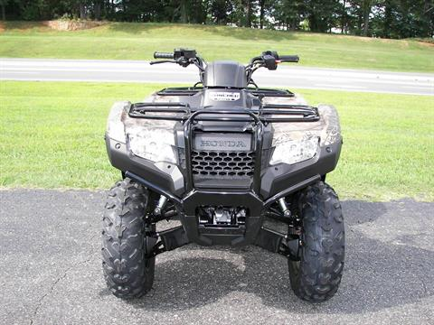 2018 Honda FourTrax Rancher 4x4 DCT IRS EPS in Shelby, North Carolina
