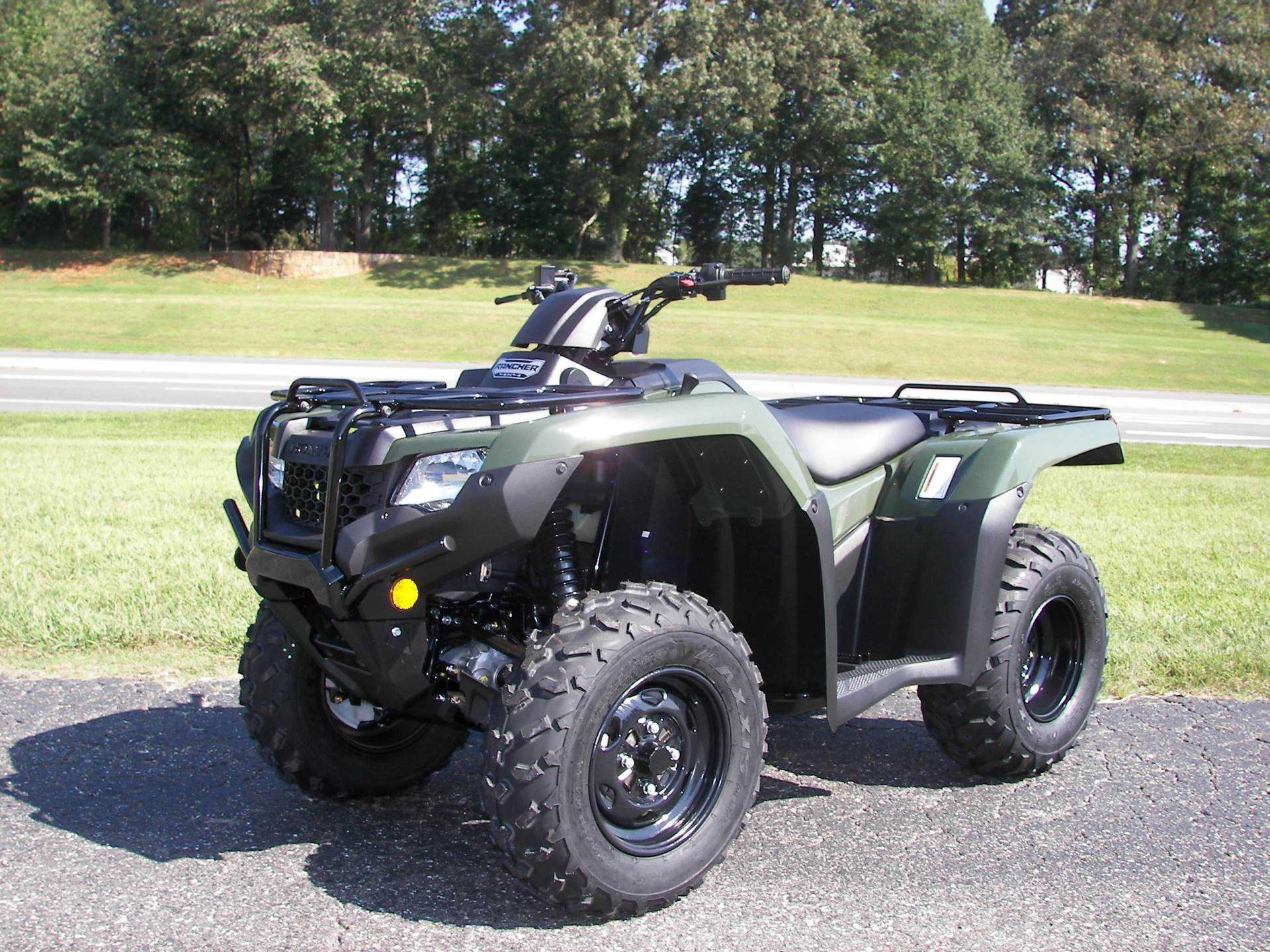 2019 Honda FourTrax Rancher 4x4 in Shelby, North Carolina - Photo 3