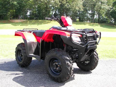 2015 Honda FourTrax® Foreman® Rubicon® 4x4 EPS in Shelby, North Carolina