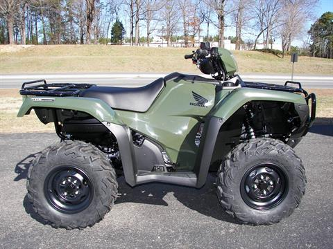 2017 Honda FourTrax Foreman Rubicon 4x4 DCT EPS in Shelby, North Carolina