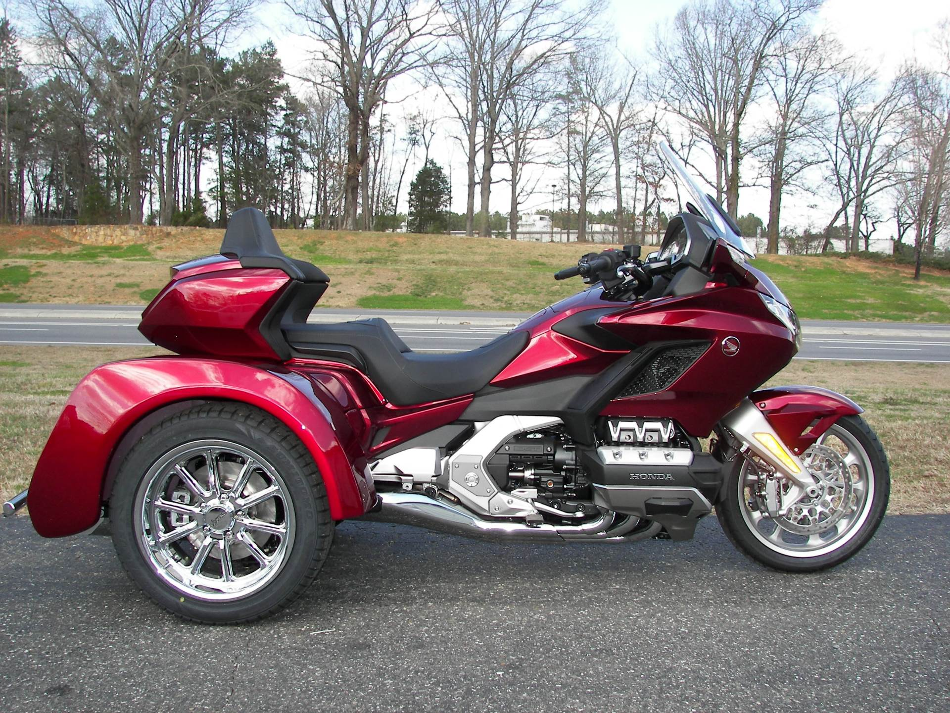 2018 Honda Gold Wing Tour Automatic DCT in Shelby, North Carolina