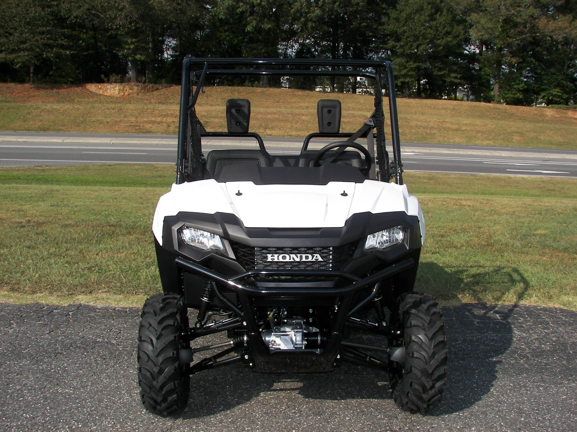 2020 Honda Pioneer 700 in Shelby, North Carolina - Photo 6