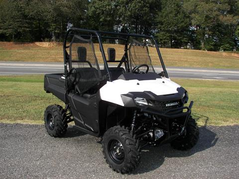 2020 Honda Pioneer 700 in Shelby, North Carolina - Photo 5