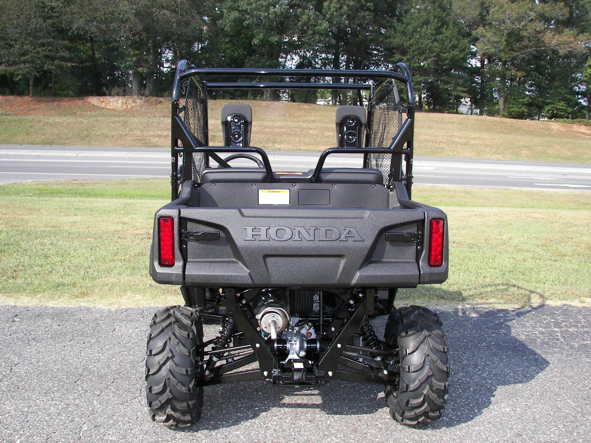 2020 Honda Pioneer 700 in Shelby, North Carolina - Photo 7