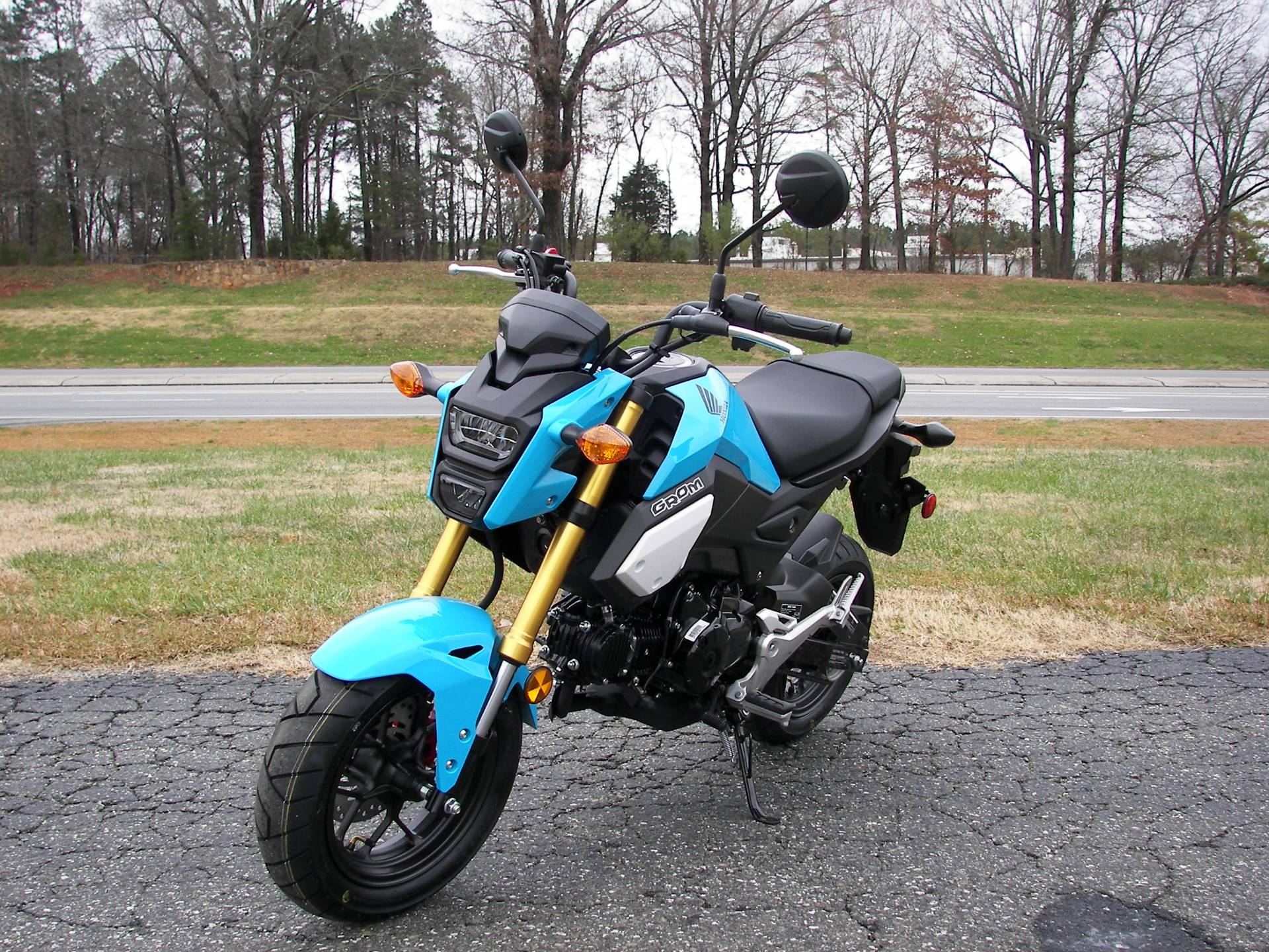 2020 Honda Grom in Shelby, North Carolina - Photo 4