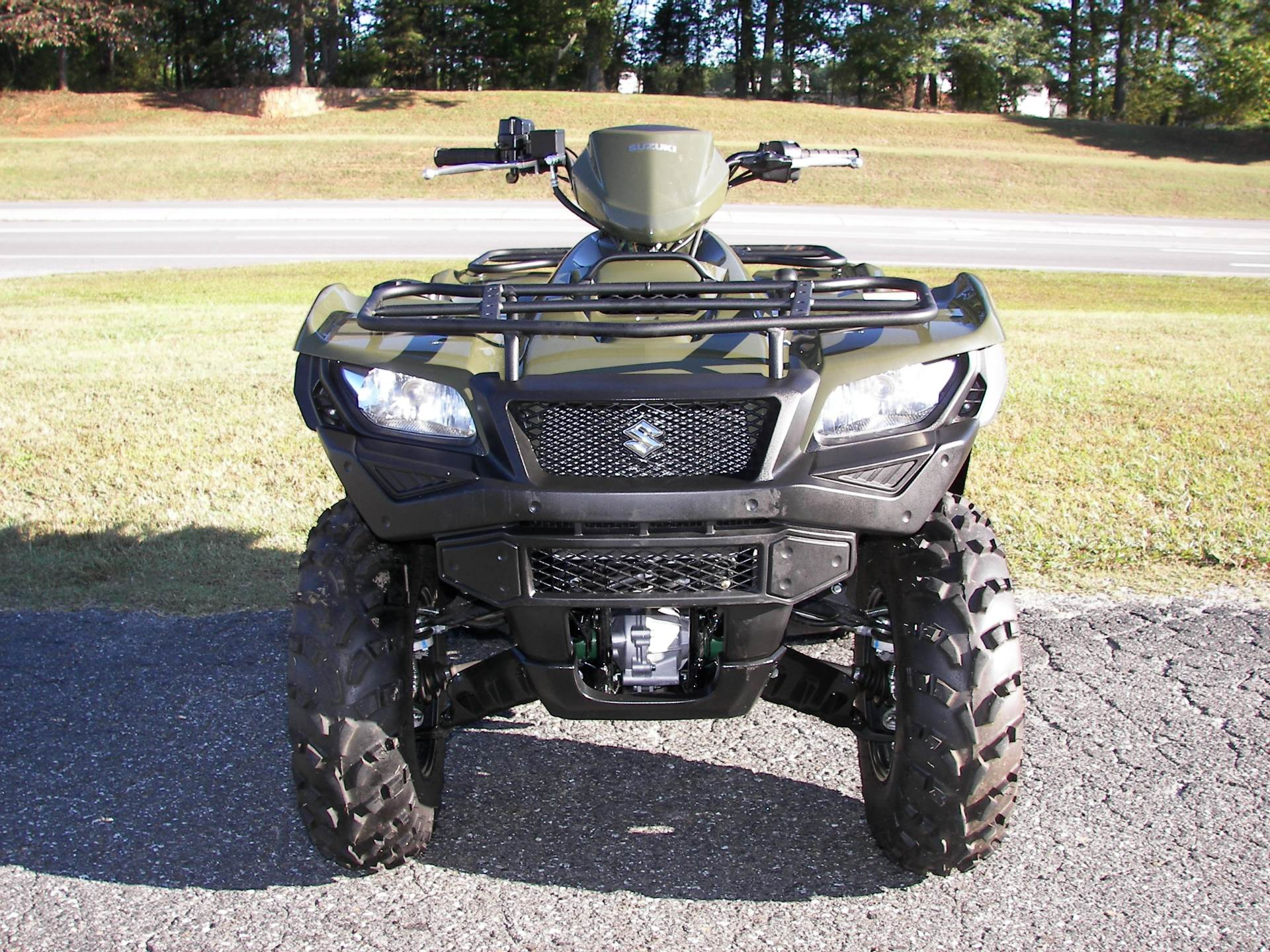 2018 Suzuki KingQuad 750AXi in Shelby, North Carolina - Photo 5
