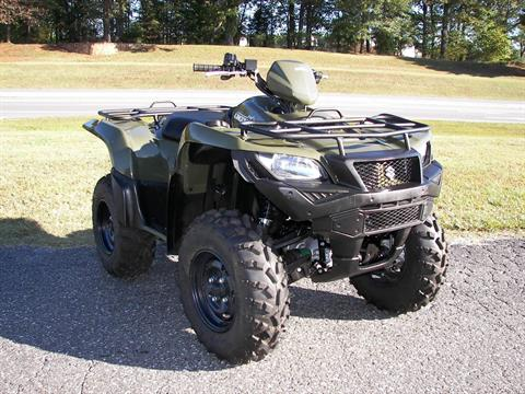 2018 Suzuki KingQuad 750AXi in Shelby, North Carolina - Photo 4