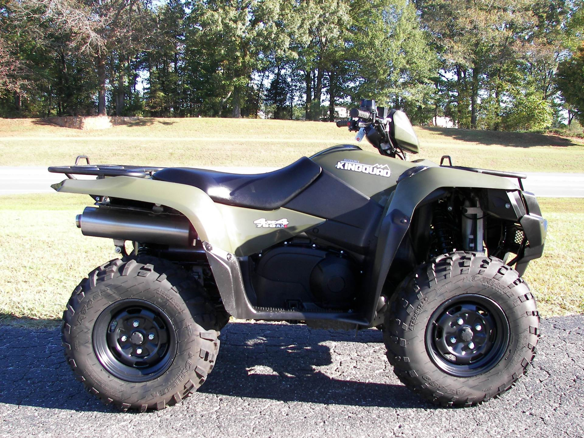 2018 Suzuki KingQuad 750AXi in Shelby, North Carolina - Photo 1