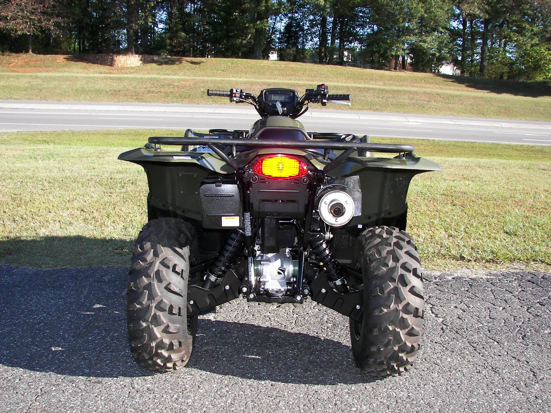 2018 Suzuki KingQuad 750AXi in Shelby, North Carolina - Photo 6