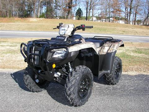 2020 Honda FourTrax Foreman Rubicon 4x4 Automatic DCT EPS Deluxe in Shelby, North Carolina - Photo 3