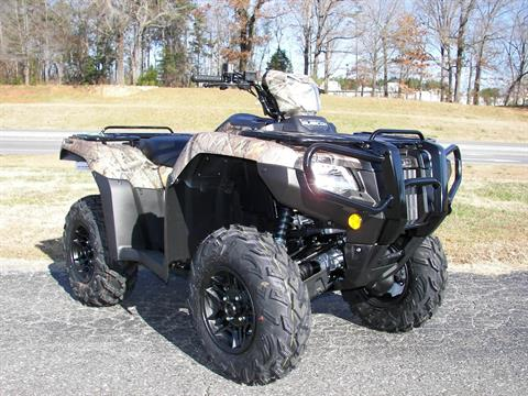 2020 Honda FourTrax Foreman Rubicon 4x4 Automatic DCT EPS Deluxe in Shelby, North Carolina - Photo 4