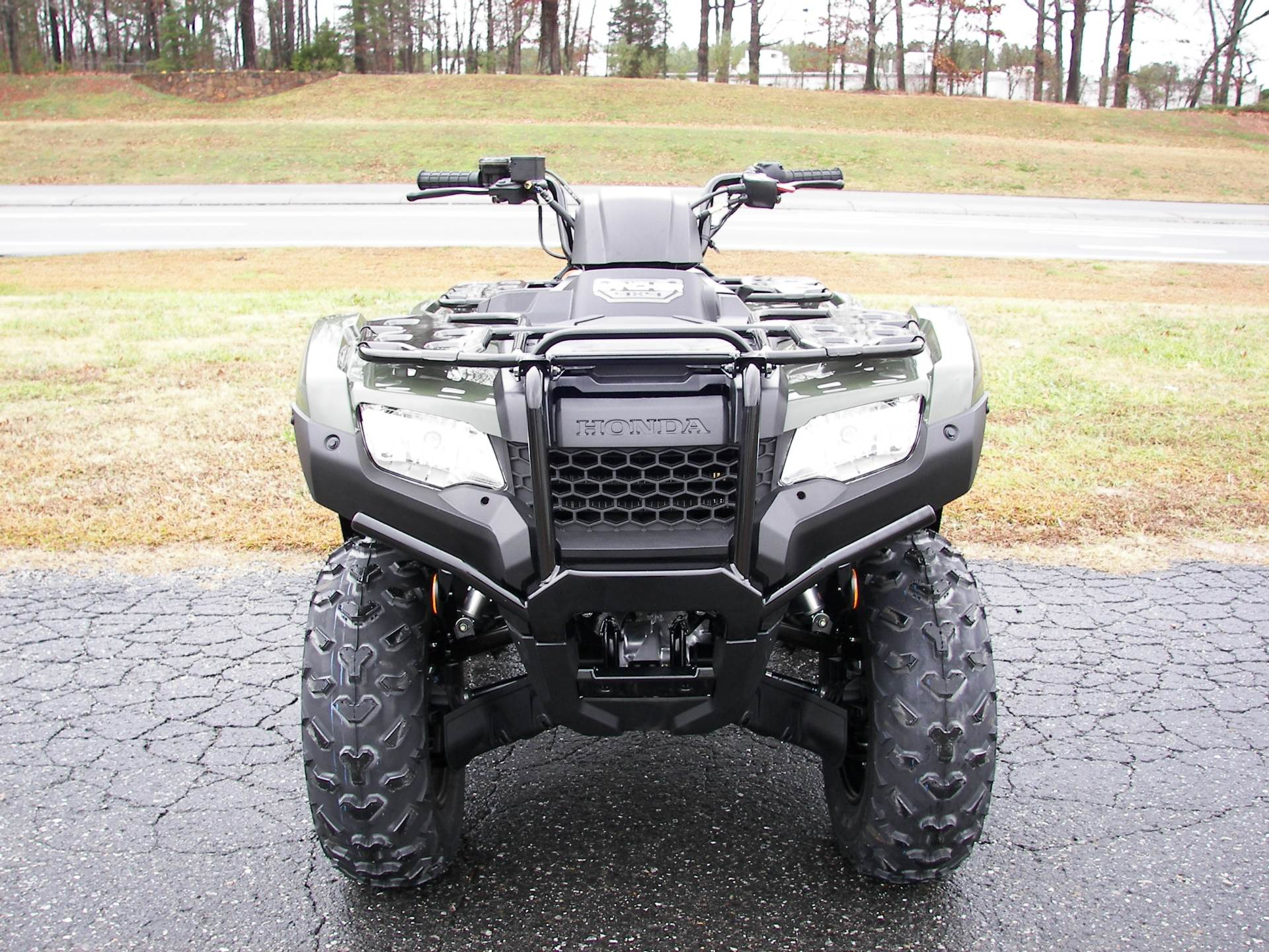 2020 Honda FourTrax Rancher 4x4 EPS in Shelby, North Carolina - Photo 5