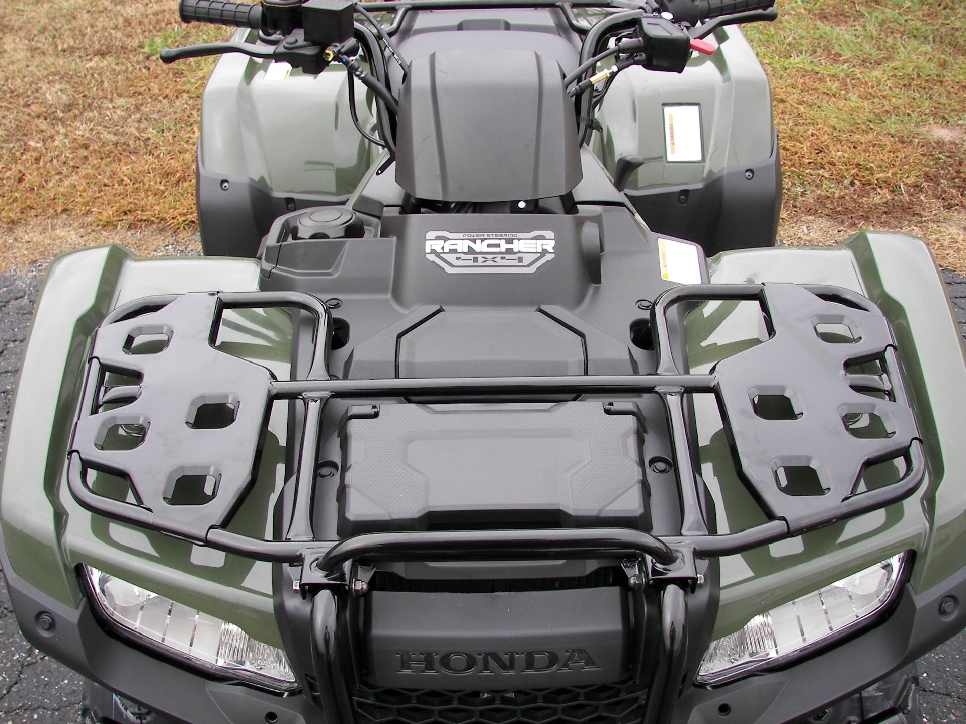 2020 Honda FourTrax Rancher 4x4 EPS in Shelby, North Carolina - Photo 6