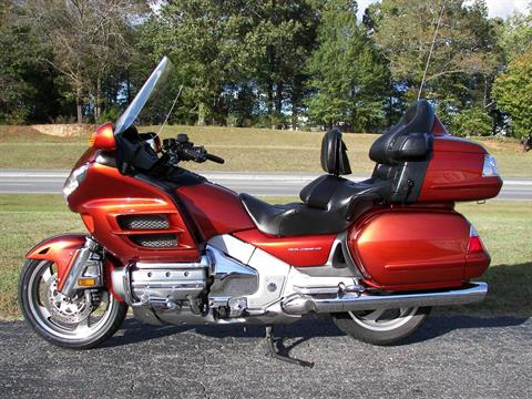2007 Honda Gold Wing® Premium Audio in Shelby, North Carolina - Photo 2