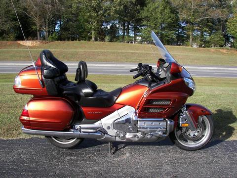 2007 Honda Gold Wing® Premium Audio in Shelby, North Carolina - Photo 1