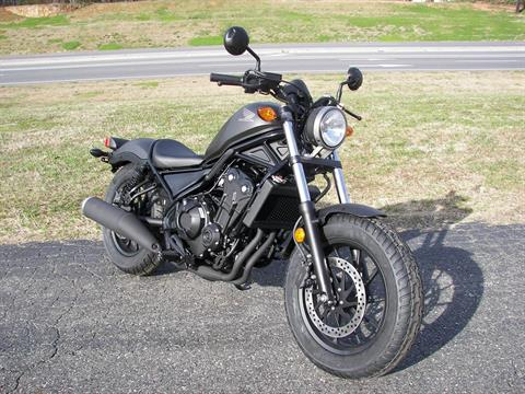2019 Honda Rebel 500 in Shelby, North Carolina - Photo 3