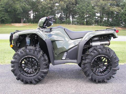 2021 Honda FourTrax Foreman Rubicon 4x4 Automatic DCT EPS in Shelby, North Carolina - Photo 1
