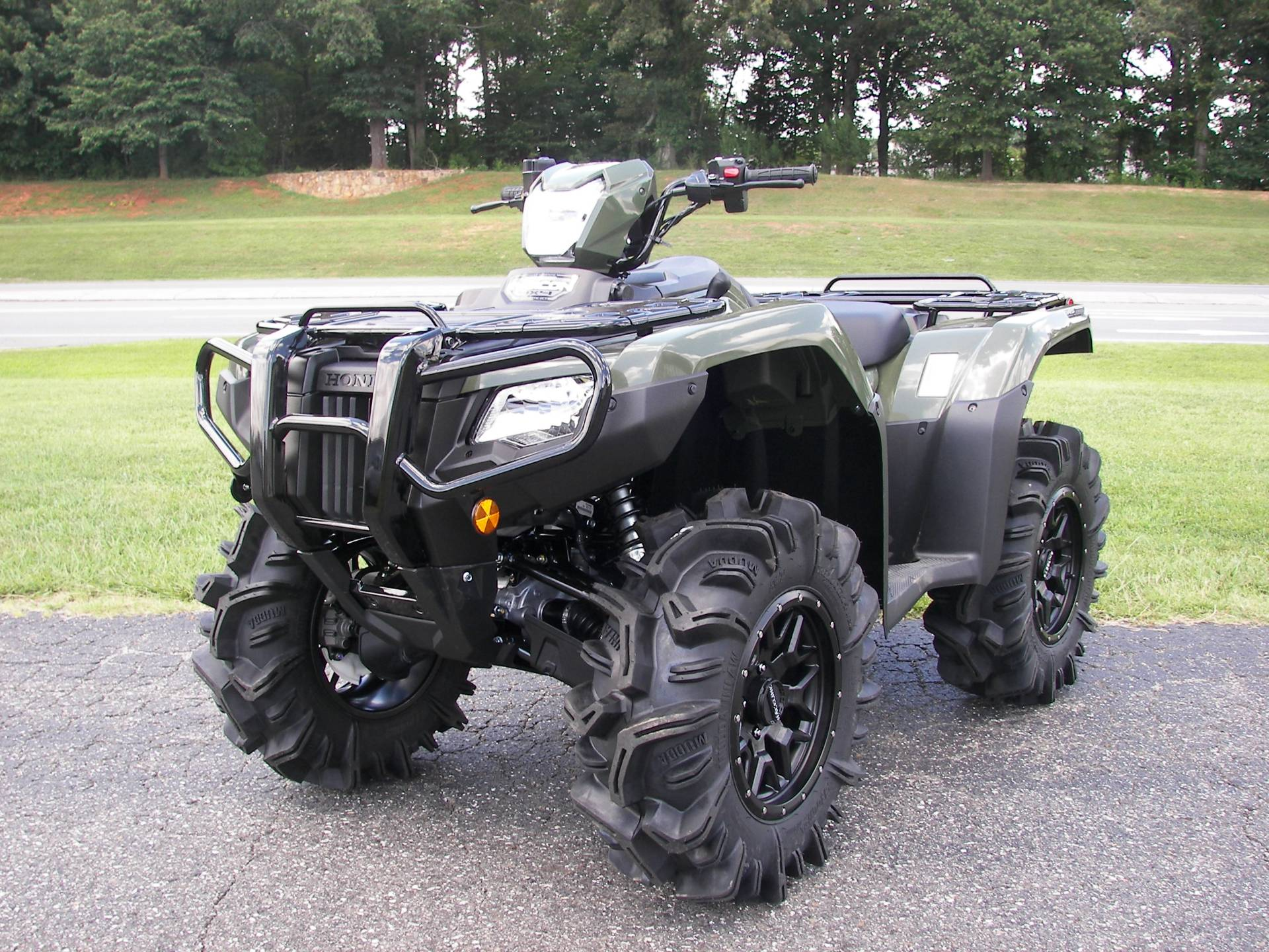 2021 Honda FourTrax Foreman Rubicon 4x4 Automatic DCT EPS in Shelby, North Carolina - Photo 3