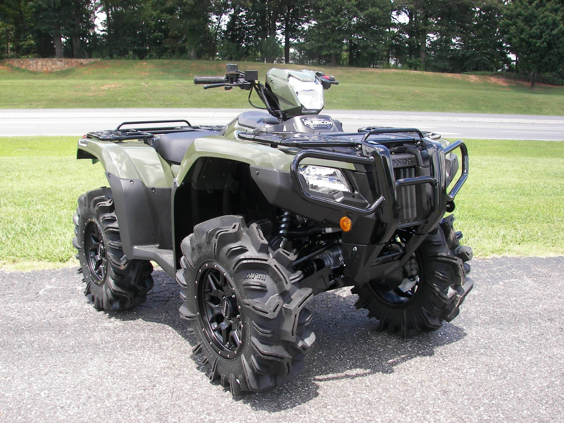 2021 Honda FourTrax Foreman Rubicon 4x4 Automatic DCT EPS in Shelby, North Carolina - Photo 4