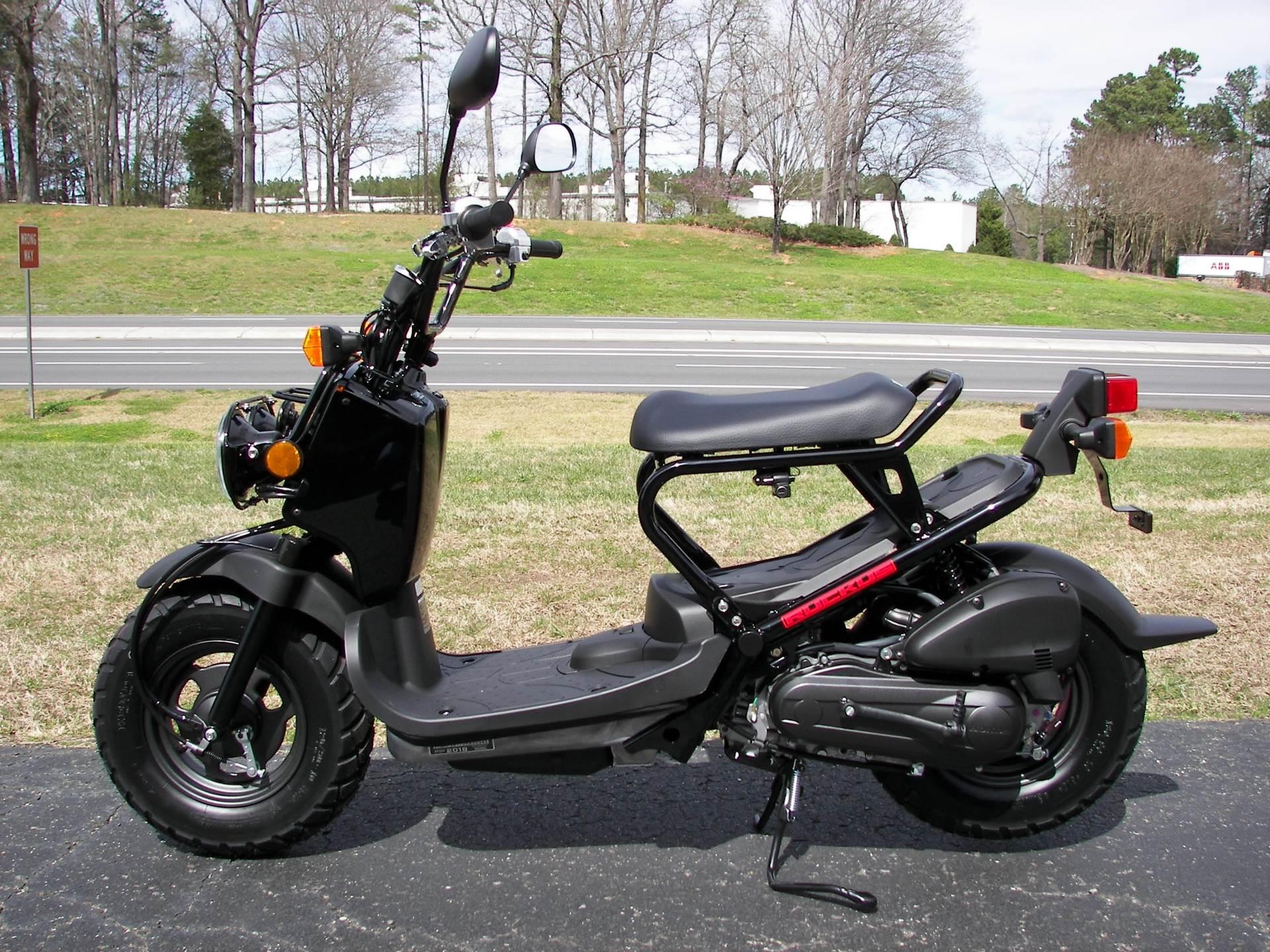 2019 Honda Ruckus in Shelby, North Carolina