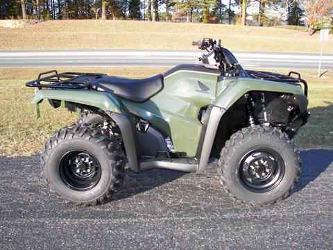 2018 Honda FourTrax Rancher 4x4 in Shelby, North Carolina