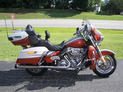 2014 Harley-Davidson CVO™ Limited in Shelby, North Carolina - Photo 1