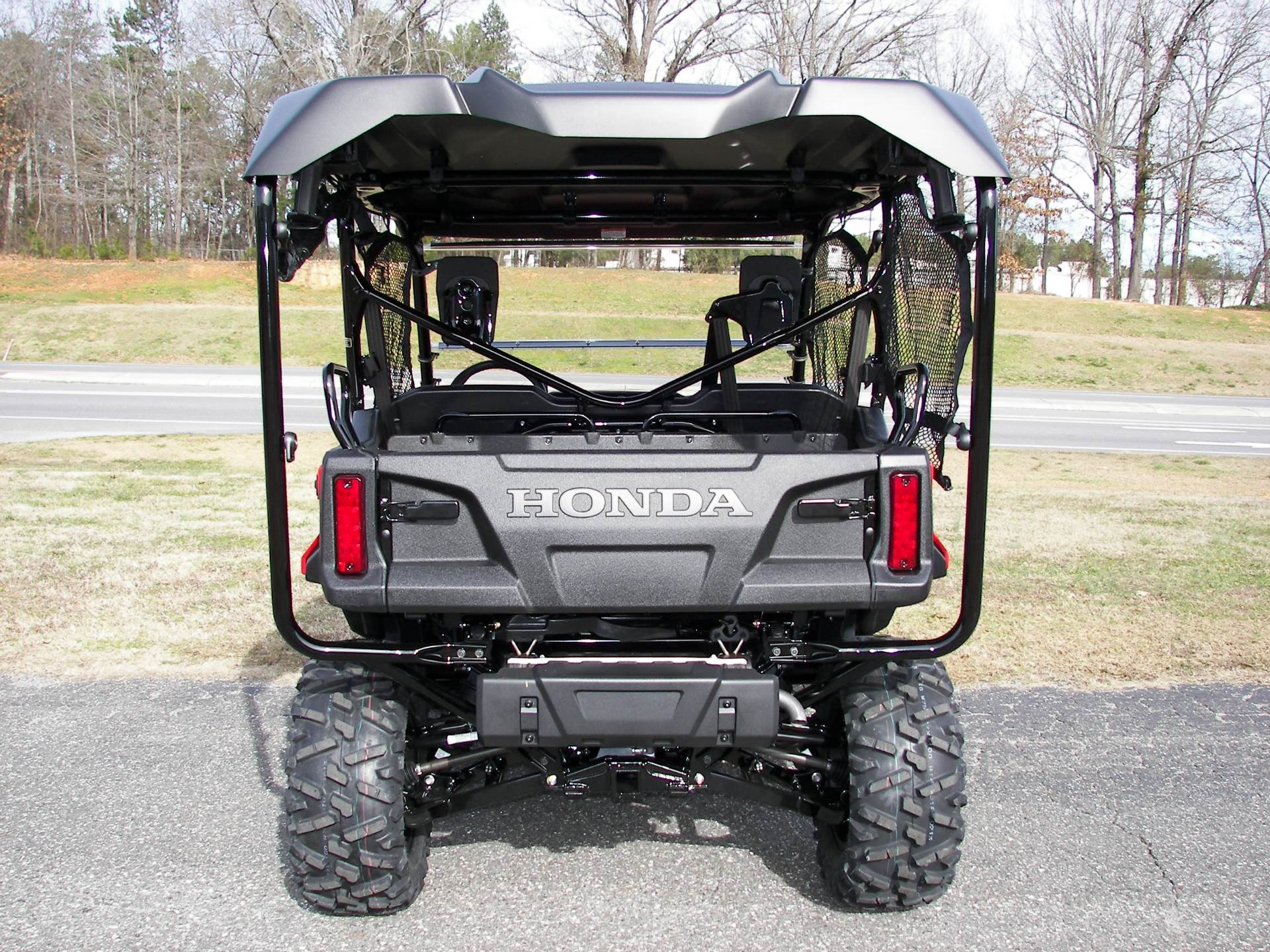 2020 Honda Pioneer 1000-5 Deluxe in Shelby, North Carolina - Photo 8