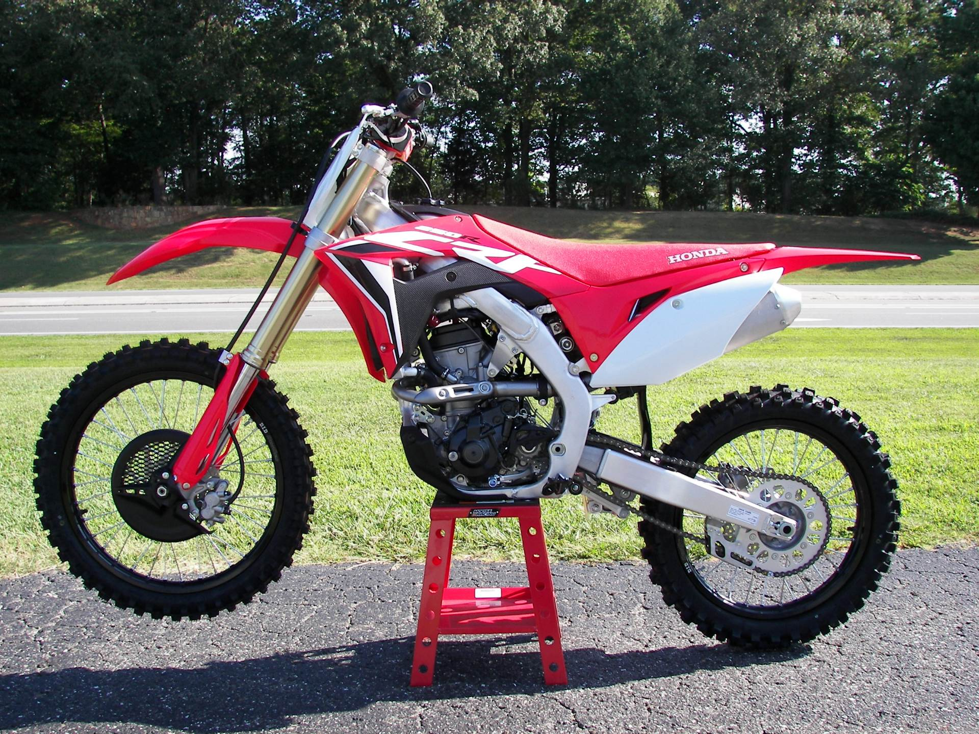 2020 Honda CRF250R in Shelby, North Carolina - Photo 2
