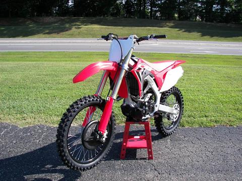 2020 Honda CRF250R in Shelby, North Carolina - Photo 4