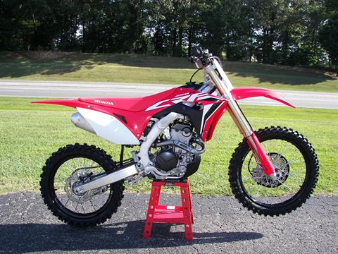 2020 Honda CRF250R in Shelby, North Carolina - Photo 1