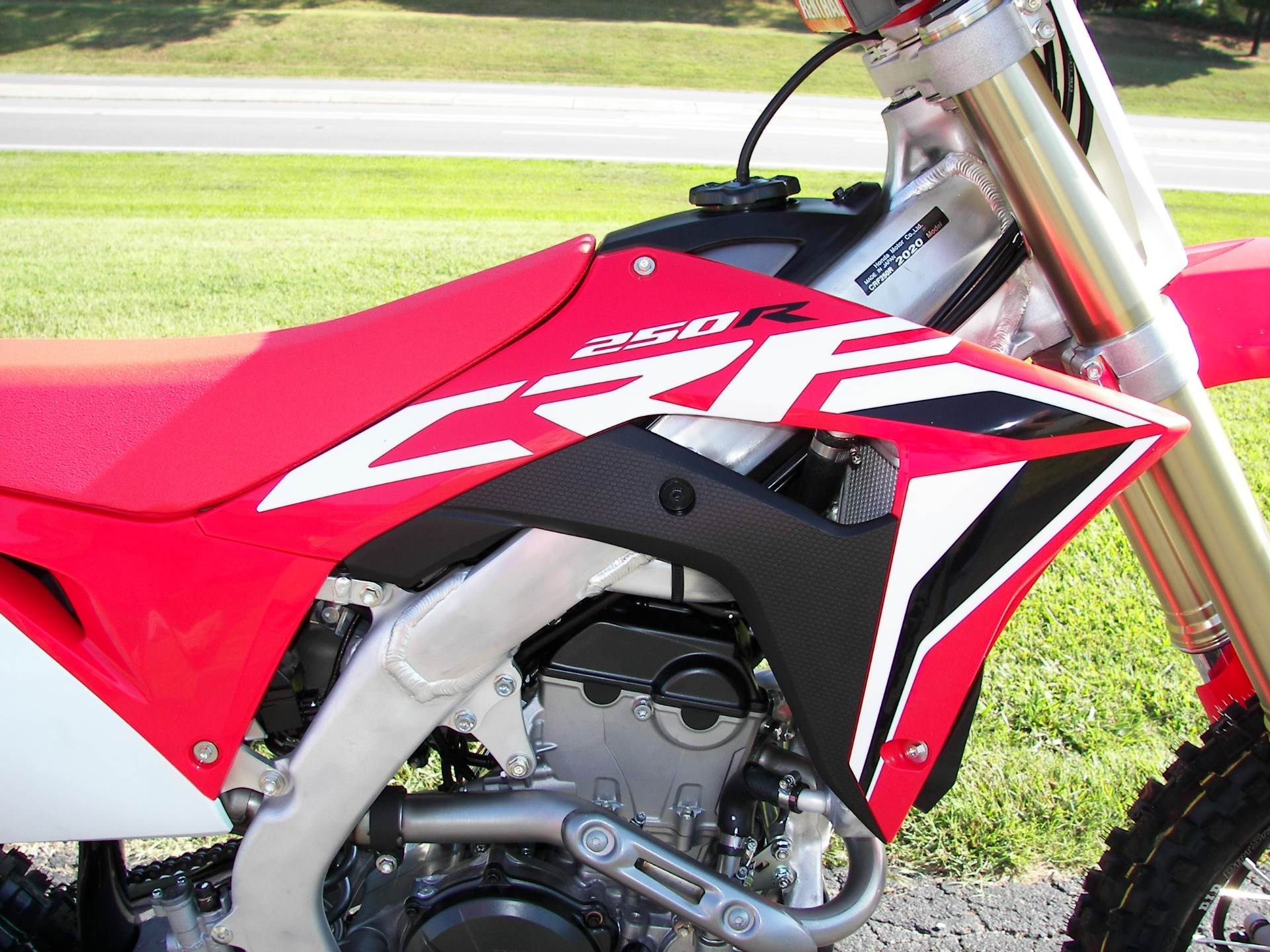 2020 Honda CRF250R in Shelby, North Carolina - Photo 8