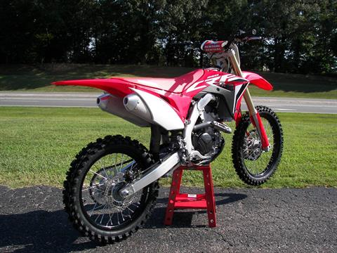 2020 Honda CRF250R in Shelby, North Carolina - Photo 5