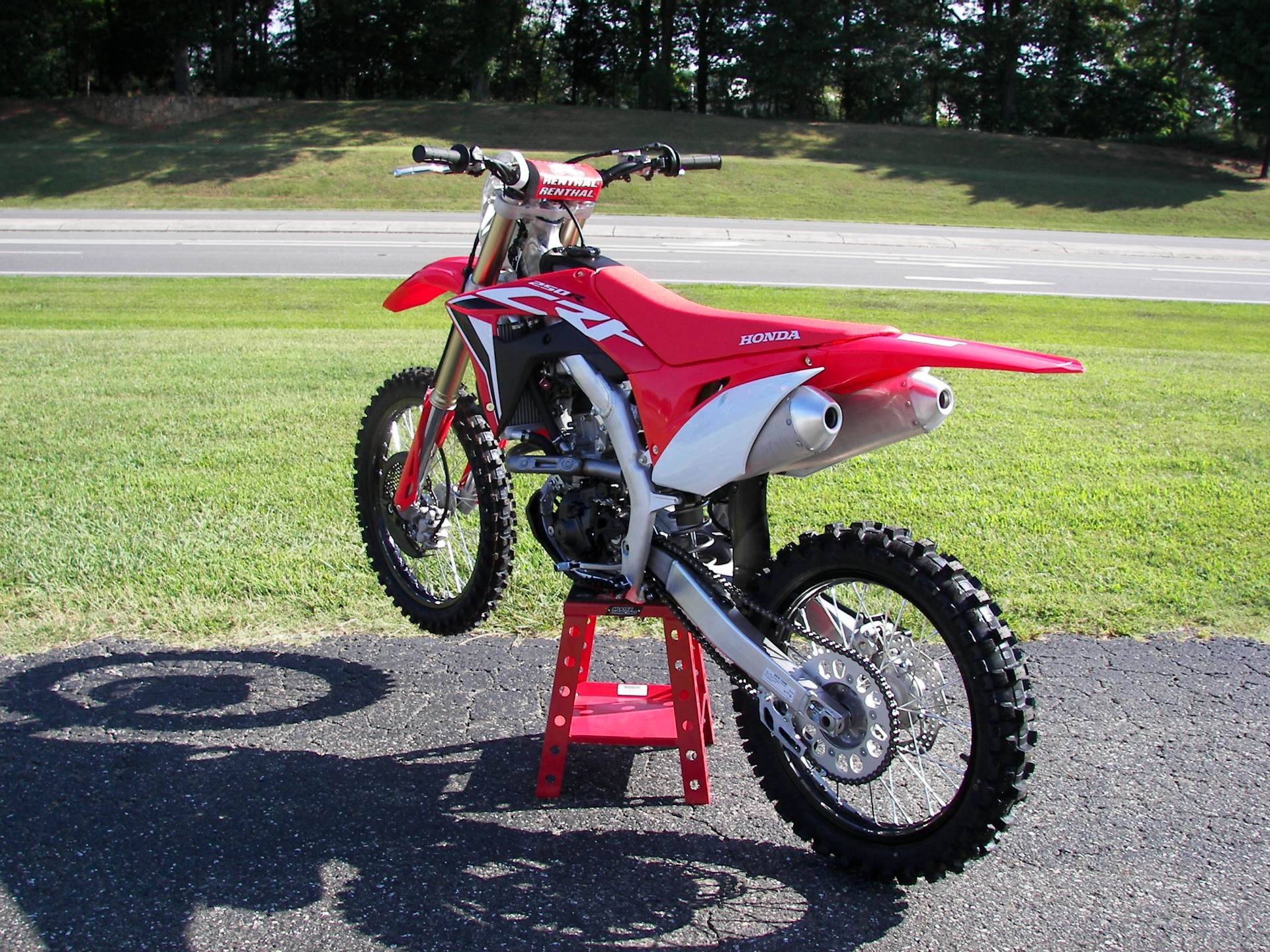 2020 Honda CRF250R in Shelby, North Carolina - Photo 6