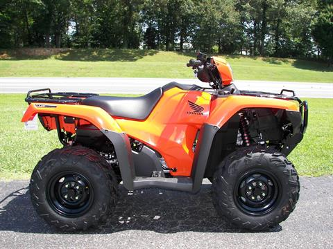 2018 Honda FourTrax Foreman Rubicon 4x4 EPS in Shelby, North Carolina