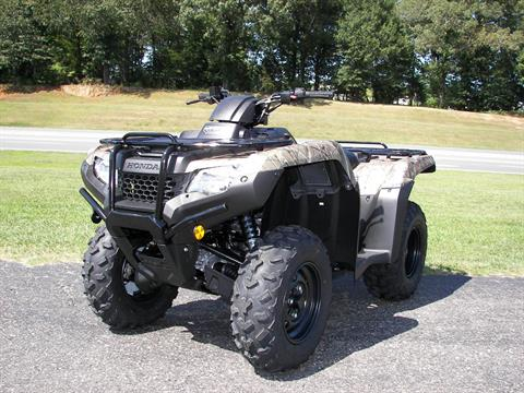 2020 Honda FourTrax Rancher 4x4 in Shelby, North Carolina - Photo 3