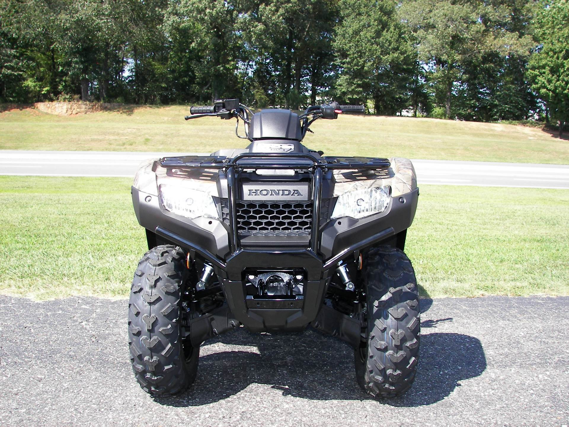2020 Honda FourTrax Rancher 4x4 in Shelby, North Carolina - Photo 5