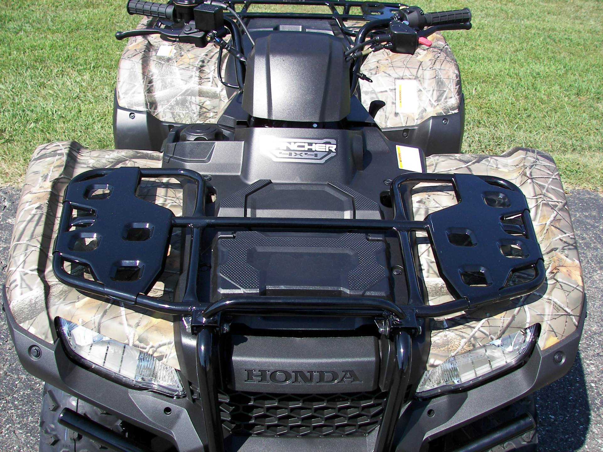 2020 Honda FourTrax Rancher 4x4 in Shelby, North Carolina - Photo 6