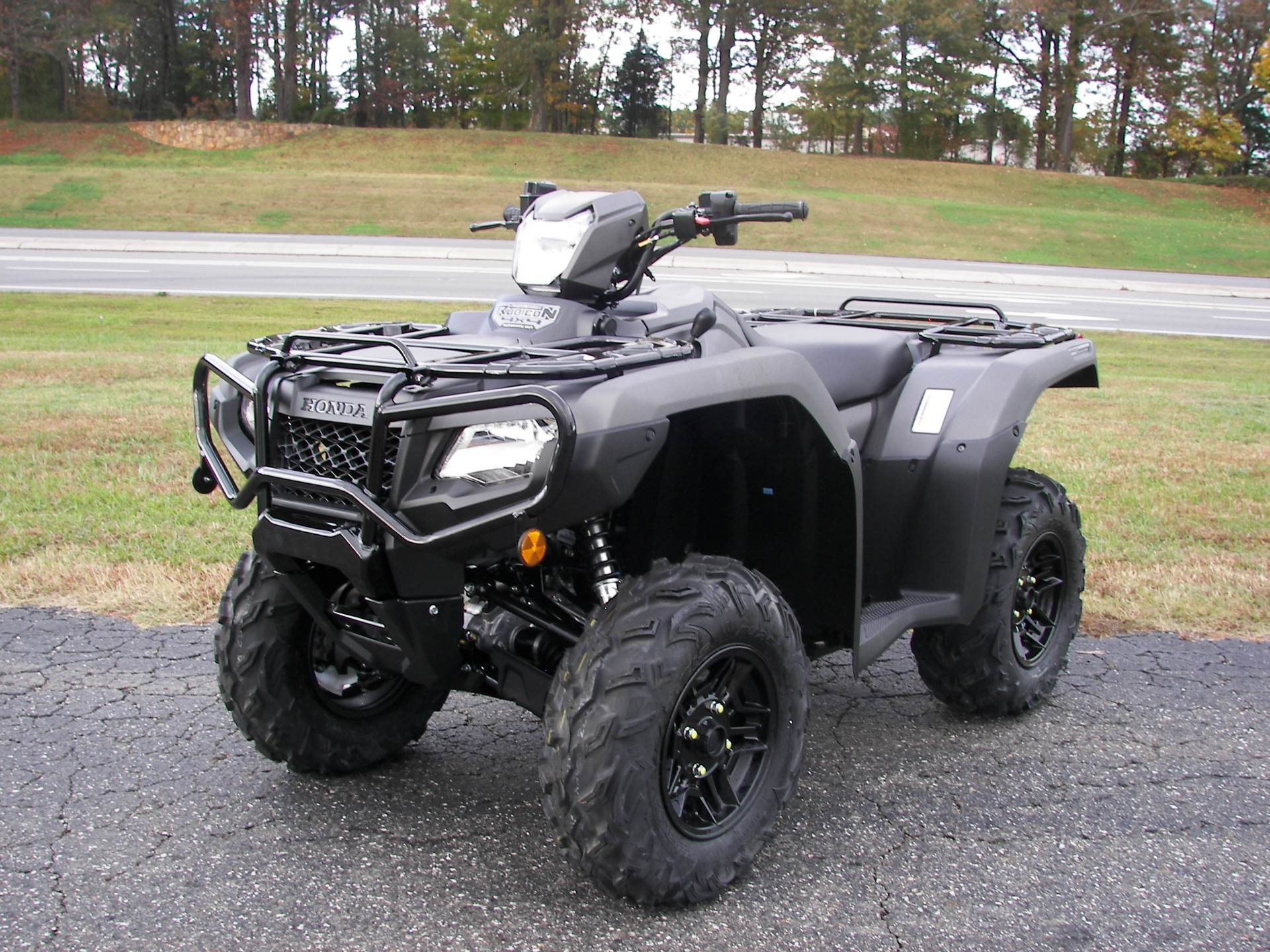 2019 Honda FourTrax Foreman Rubicon 4x4 Automatic DCT EPS Deluxe in Shelby, North Carolina