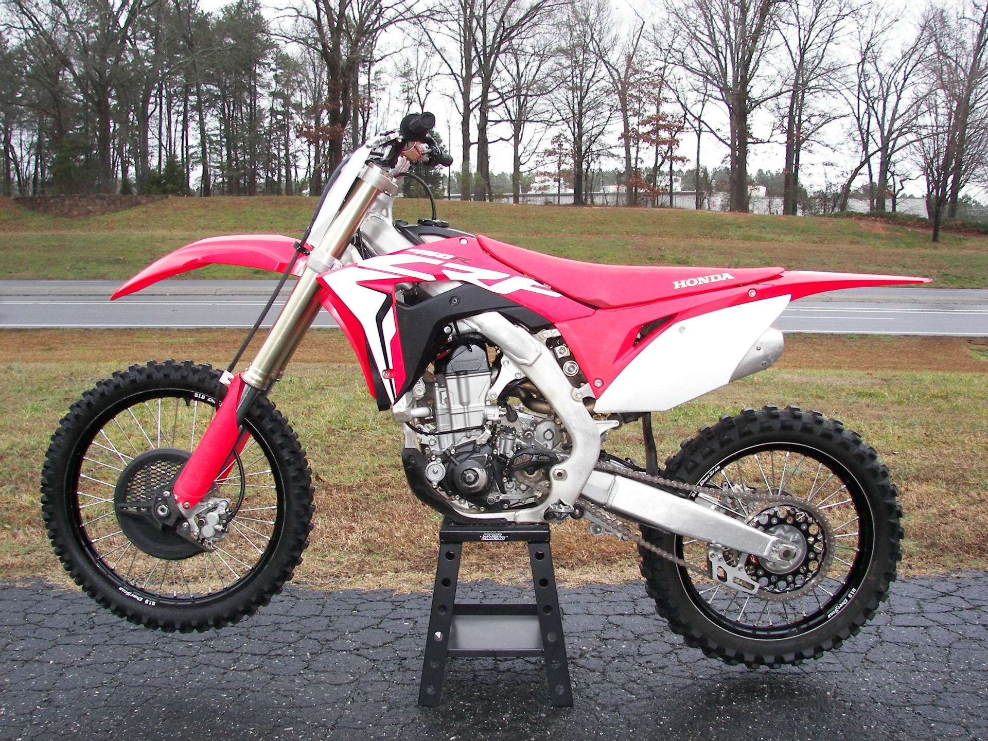 2020 Honda CRF450R in Shelby, North Carolina - Photo 2