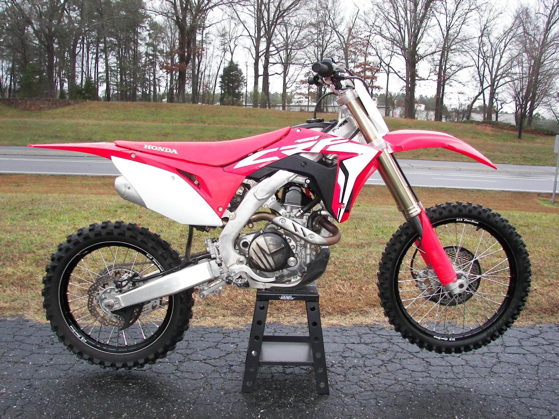 2020 Honda CRF450R in Shelby, North Carolina - Photo 1