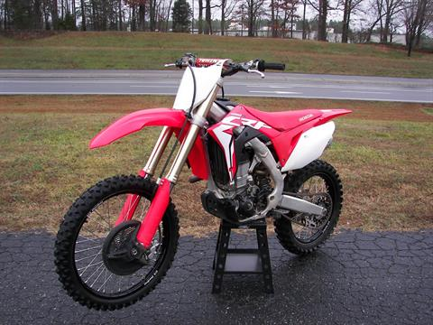 2020 Honda CRF450R in Shelby, North Carolina - Photo 4
