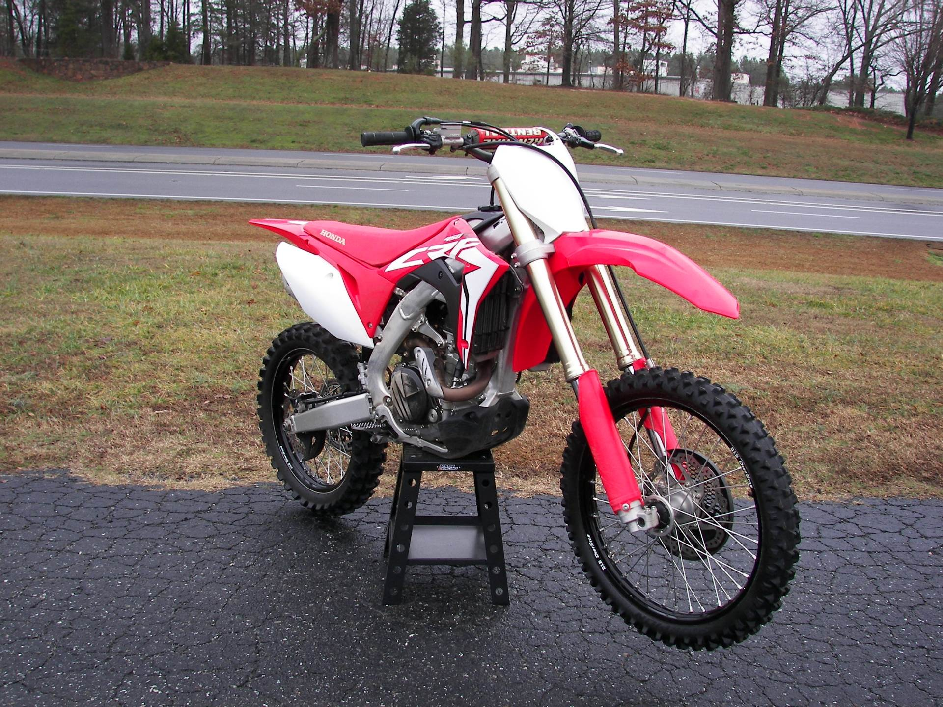 2020 Honda CRF450R in Shelby, North Carolina - Photo 3