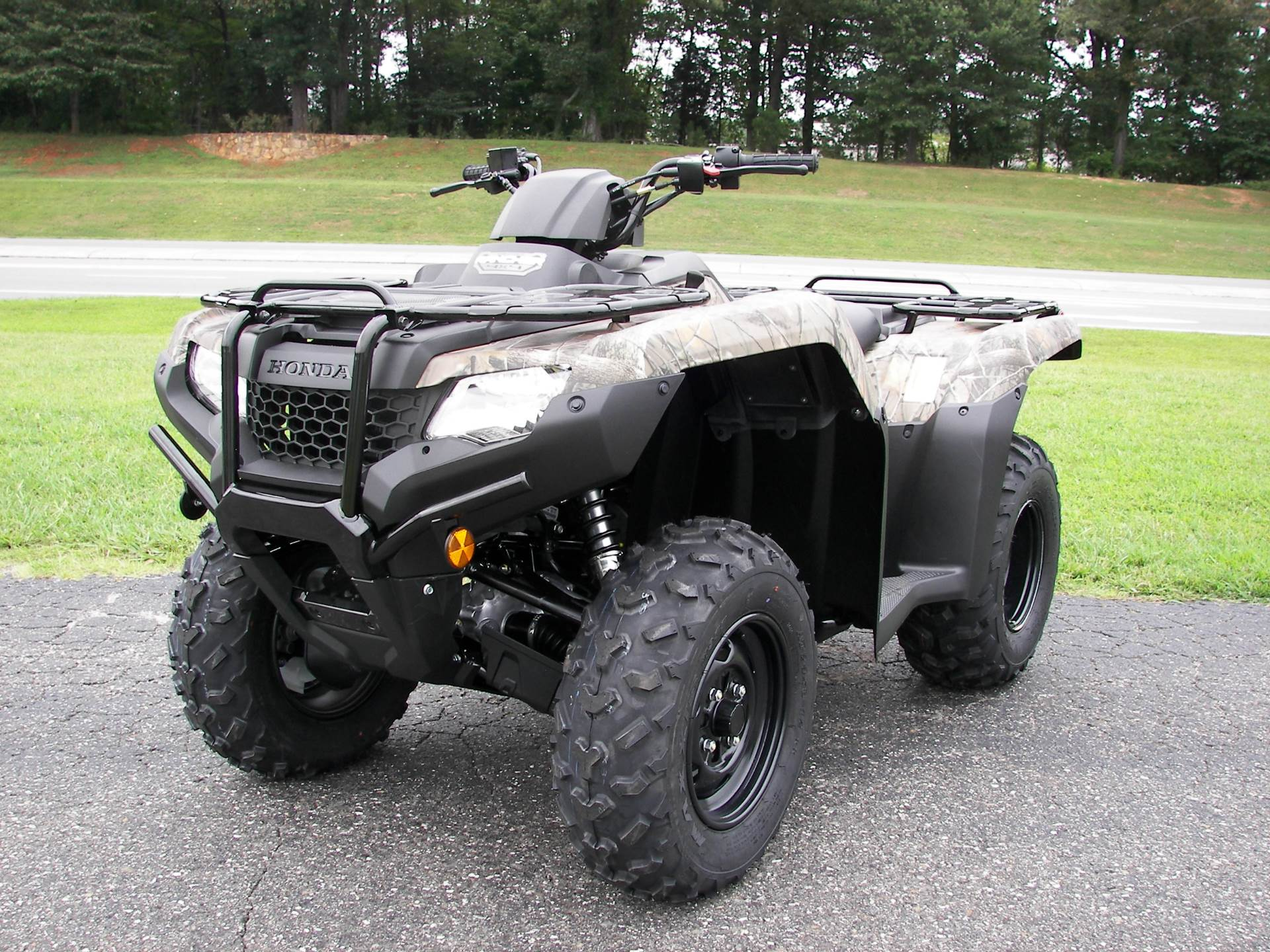 2020 Honda FourTrax Rancher 4x4 EPS in Shelby, North Carolina - Photo 4