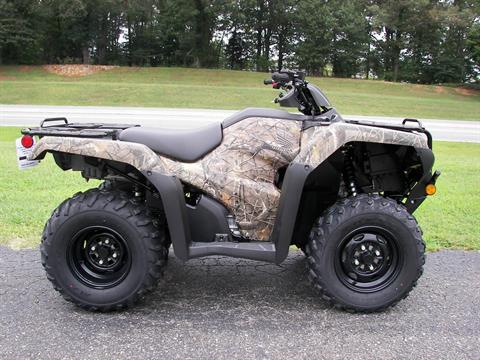 2020 Honda FourTrax Rancher 4x4 EPS in Shelby, North Carolina - Photo 2
